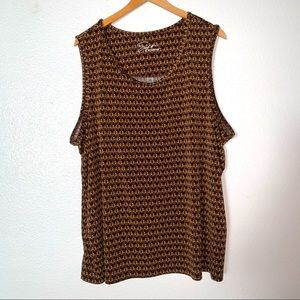Soft by Avenue (30/32) Sleeveless Top